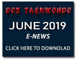 taekwondo newsletter